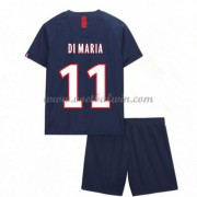 Paris Saint Germain PSG Voetbaltenue Kind 2019-20 Di Maria 11 Thuisshirt..
